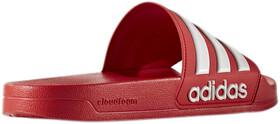adidas Adilette bath slippers turquoise orange